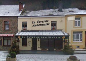 La taverne Ardennaise à Bohan (Belgique)